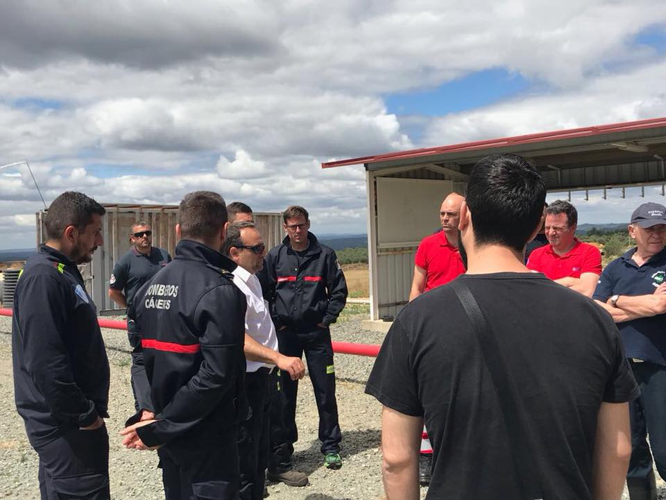 Curso de instructor en competencias de emergencias