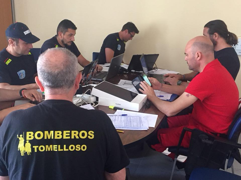 Curso de instructor en competencias de emergencia